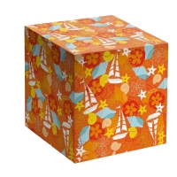 """Коробка """"Детская оранжевая"""""""