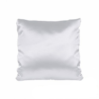 Подушка белая, габардин, размер 400x400 мм