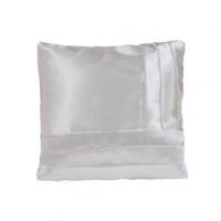 Подушка комбинированная белая, 40х40 см